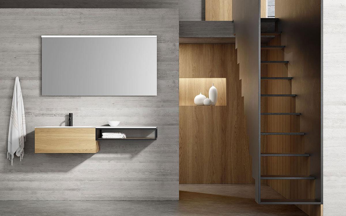 schmid k chenbau badezimmer. Black Bedroom Furniture Sets. Home Design Ideas